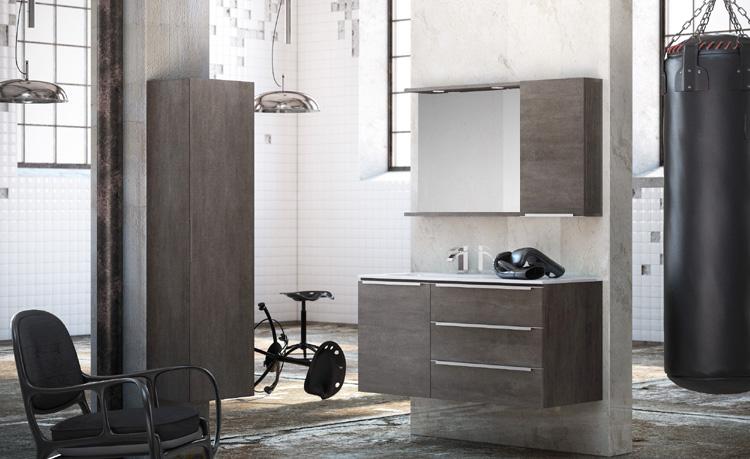 De Salle De Bains Style Atelier Loft