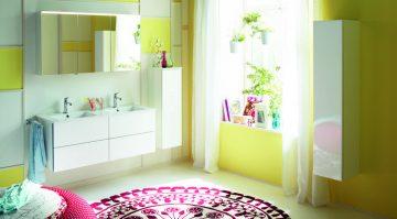 meuble de salle de bains classique