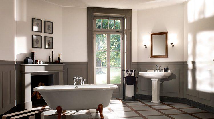 Salle de bains belle epoque for Salle de bain belle epoque