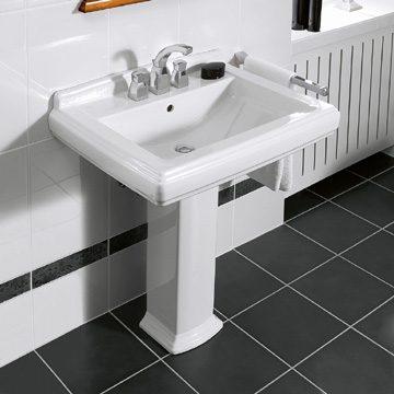 salle de bains belle epoque. Black Bedroom Furniture Sets. Home Design Ideas