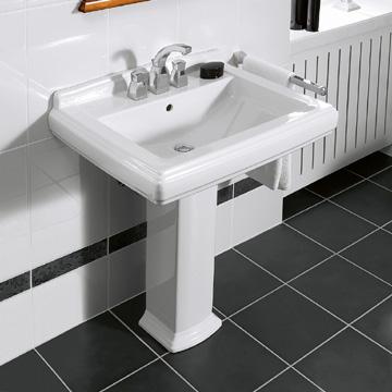 Salle de bains style belle epoque for Salle de bain belle epoque