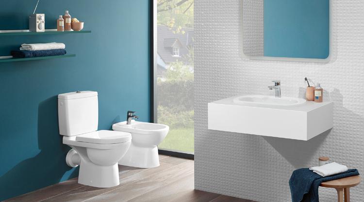 toilettes compactes o novo