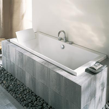 Baignoire rectangle Evok
