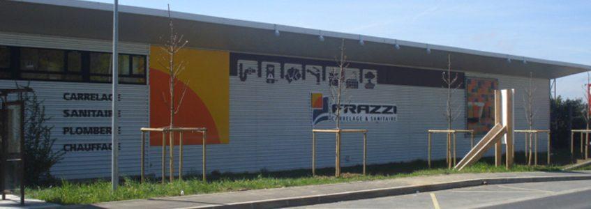 facade arpajon