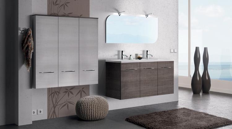 Meuble salle de bain zen et nature 20170927080717 - Salle de bain esprit zen ...