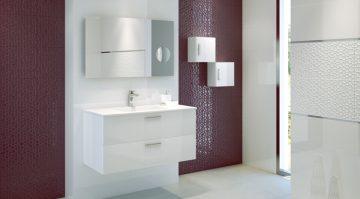 salle de bains style chic