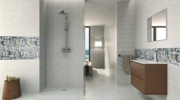 faience salle de bains Boston