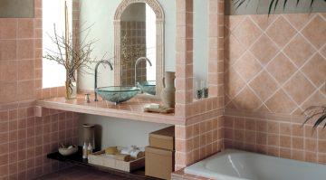salle de bains authentique
