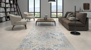carrelage de sol decor