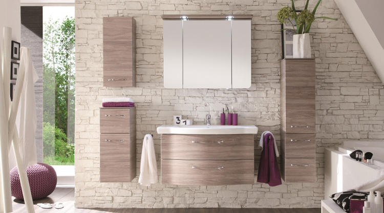 meuble de salle de bains argona. Black Bedroom Furniture Sets. Home Design Ideas