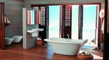 salle de bains escale