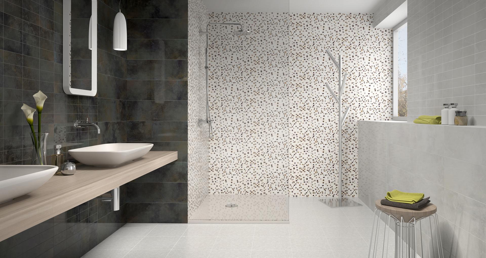 Carrelage, sanitaire, robinetterie, salle de bains u2014 Frazzi