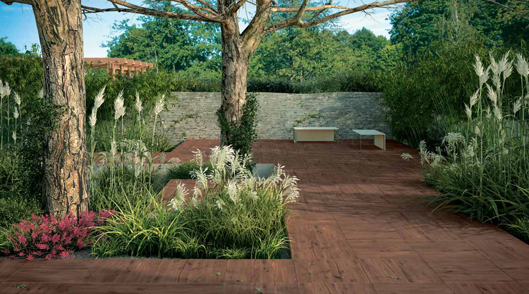 terrasse sundeck
