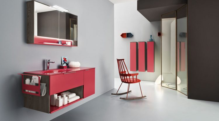 salle de bains minimaliste