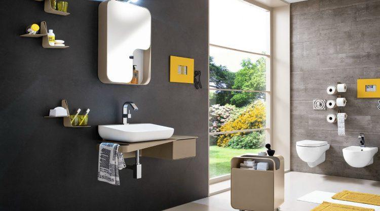 meuble salle de bains tulip
