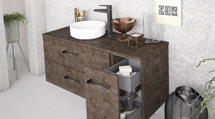 meuble salle de bains ontario