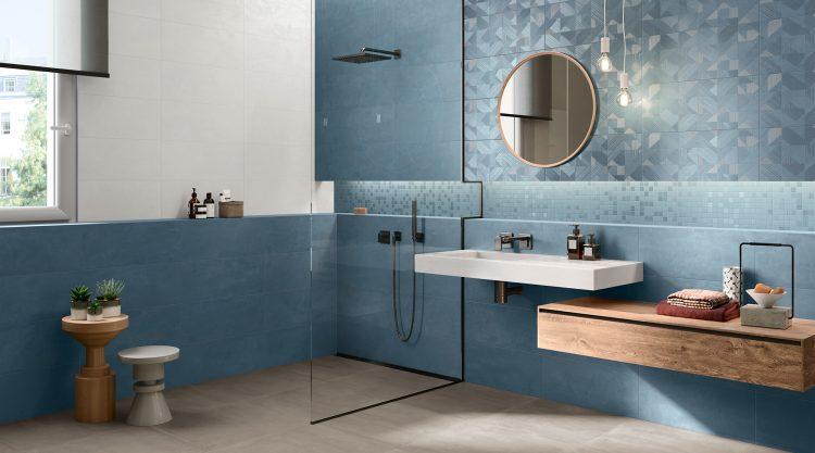 carrelage salle de bains surface