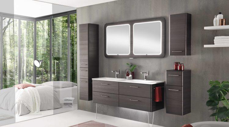 meuble salle de bain optima